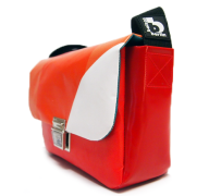 kl Tasche rot orange