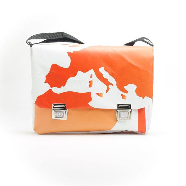 Messengerbag, Tasche aus Upcyclingplane
