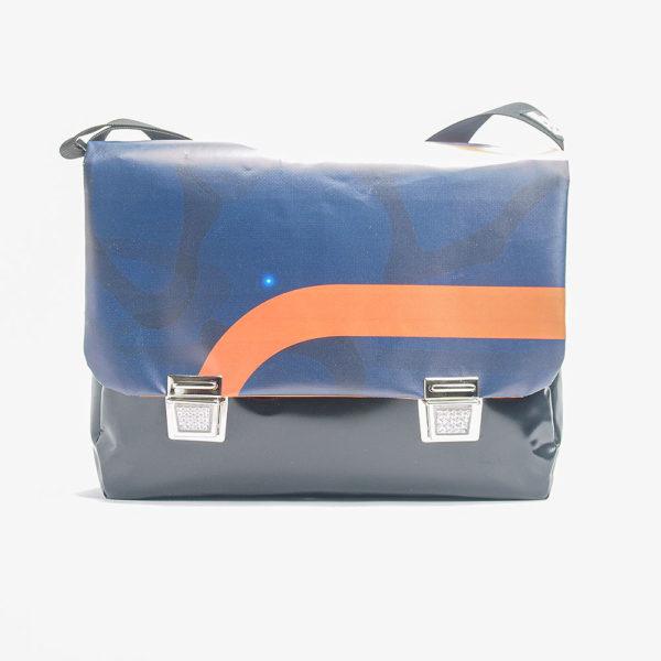 Messengerbag, Umhängetasche, Tasche, Upcycling