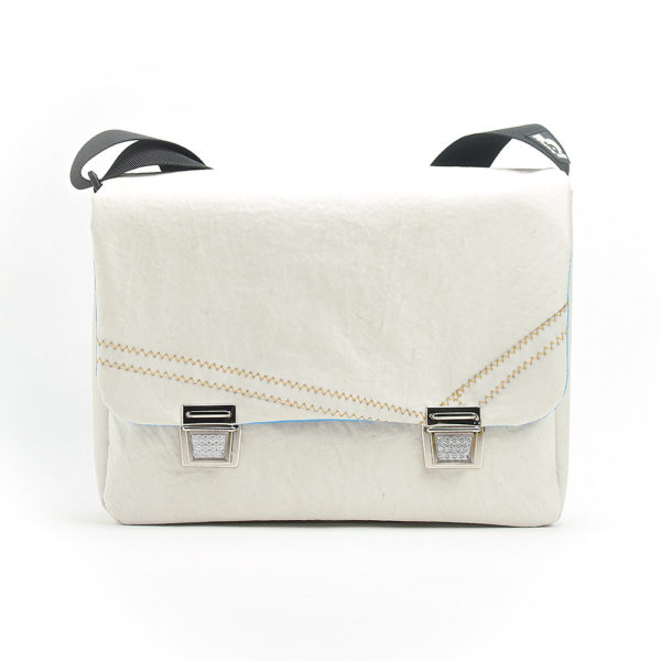 Messengerbag aus Segel
