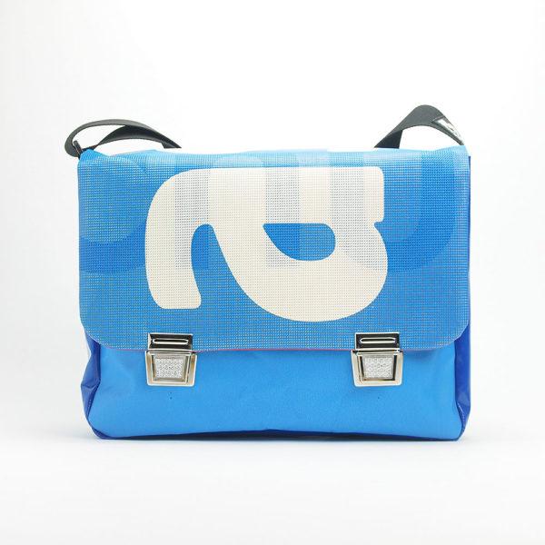 Messengerbag Tasche aus Upcyclingplane